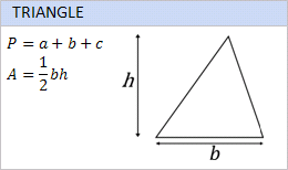 Triangle Area Calculator - Formula To Calculate Triangle Area