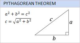 Pythagorean Theorem Calculator - Calculate Triangle Sides